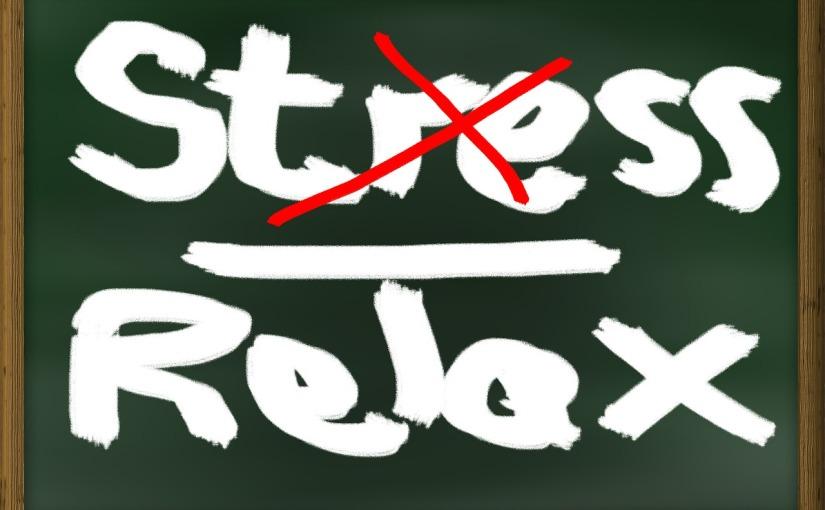 Stressabbau durch gesundeLebensmittel