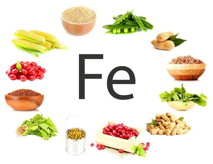 Eisen bei veganerErnährung
