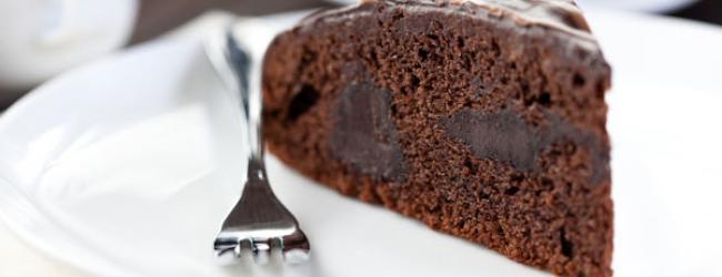 Gesunden Schokoladenkuchen gibt's nicht? Gibt'sdoch!