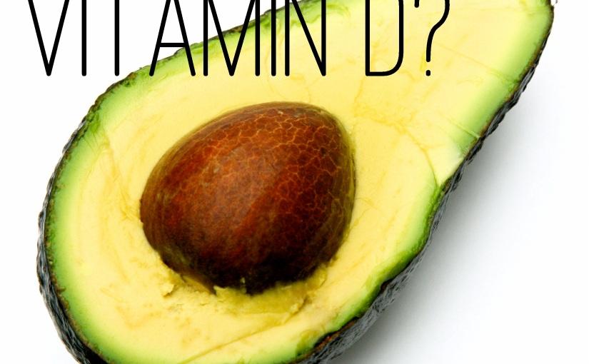 Die Sache mit dem VitaminD….